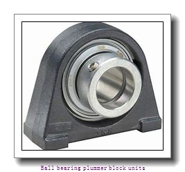 1.2500 in x 126 mm x 27 mm  skf P2B 104S-FM Ball bearing plummer block units