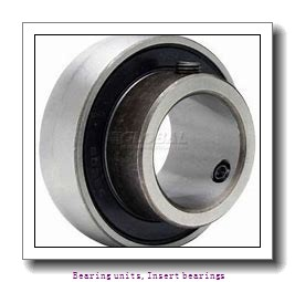 25 mm x 52 mm x 34.8 mm  SNR EX.205.G2 Bearing units,Insert bearings
