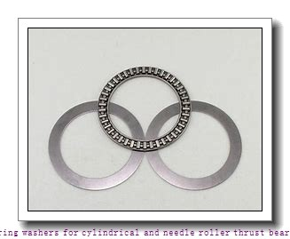 skf GS 81111 Bearing washers for cylindrical and needle roller thrust bearings