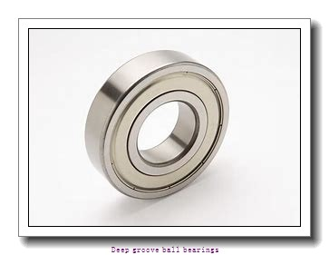75 mm x 160 mm x 37 mm  skf 6315-RS1 Deep groove ball bearings