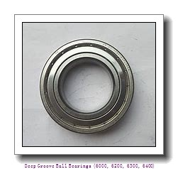 timken 6015-ZZ Deep Groove Ball Bearings (6000, 6200, 6300, 6400)