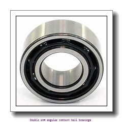 40,000 mm x 80,000 mm x 30,200 mm  SNR 3208B Double row angular contact ball bearings