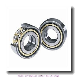 30,000 mm x 62,000 mm x 23,800 mm  SNR 3206B Double row angular contact ball bearings