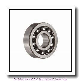 90 mm x 160 mm x 30 mm  SNR 1218KC4 Double row self aligning ball bearings