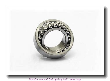 85 mm x 150 mm x 28 mm  SNR 1217KC3 Double row self aligning ball bearings