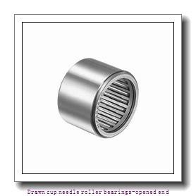 NTN HMK2420 Drawn cup needle roller bearings-opened end