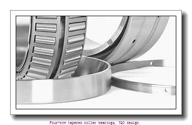 558.8 mm x 736.6 mm x 455.612 mm  skf BT4B 334136 G/HA1VA901 Four-row tapered roller bearing, TQO design
