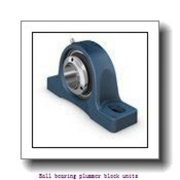 skf P2BC 106-TPZM Ball bearing plummer block units