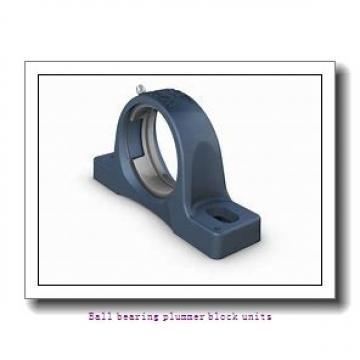 skf P2BL 212-TF Ball bearing plummer block units