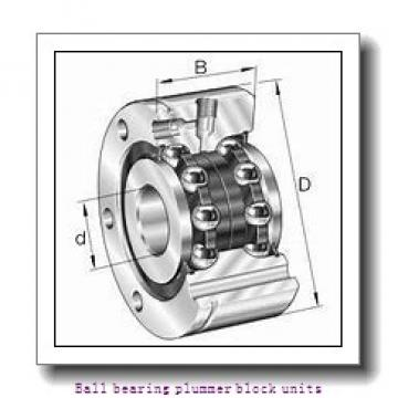 1.938 Inch | 49.225 Millimeter x 2.469 Inch | 62.713 Millimeter x 2.187 Inch | 55.55 Millimeter  skf P2BL 115-WF Ballbearing plummer block units