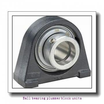 0.5000 in x 97 mm x 1-3/32 in  skf P2B 008-TF Ball bearing plummer block units
