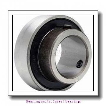 12 mm x 47 mm x 34 mm  SNR EX201G2T20 Bearing units,Insert bearings