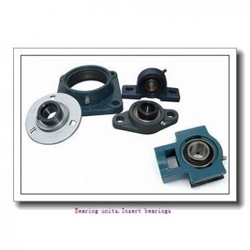 45 mm x 85 mm x 42.8 mm  SNR EX209AGR Bearing units,Insert bearings