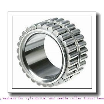 skf GS 81120 Bearing washers for cylindrical and needle roller thrust bearings