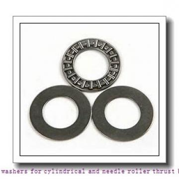 17 mm x 30 mm x 1 mm  skf AS 1730 Bearing washers for cylindrical and needle roller thrust bearings