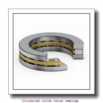 50 mm x 70 mm x 4 mm  skf 81110 TN Cylindrical roller thrust bearings