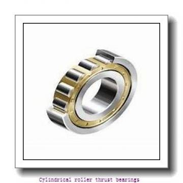 70 mm x 105 mm x 8 mm  skf 81214 TN Cylindrical roller thrust bearings