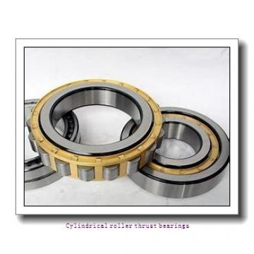 75 mm x 160 mm x 17 mm  skf 89415 M Cylindrical roller thrust bearings
