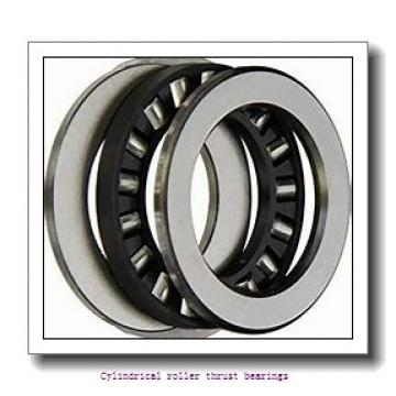 260 mm x 360 mm x 23.5 mm  skf 81252 M Cylindrical roller thrust bearings