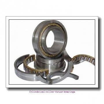 670 mm x 900 mm x 52.5 mm  skf 812/670 M Cylindrical roller thrust bearings