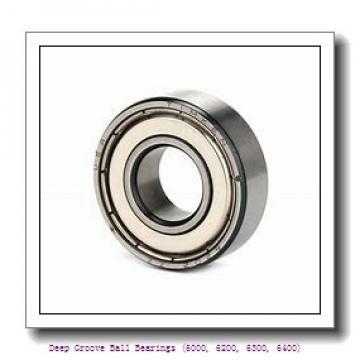 timken 6021-ZZ Deep Groove Ball Bearings (6000, 6200, 6300, 6400)