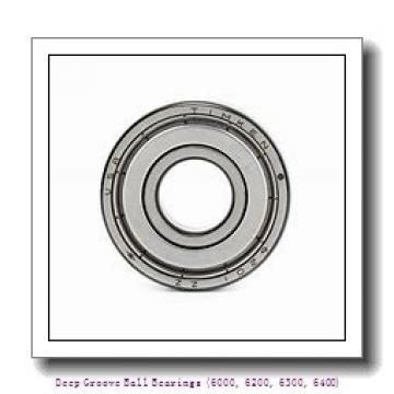 timken 6018-ZZ Deep Groove Ball Bearings (6000, 6200, 6300, 6400)