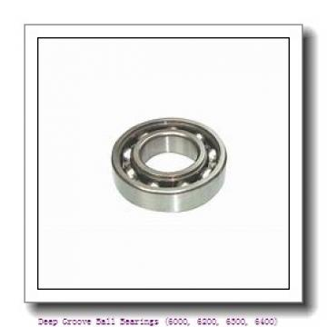 timken 6316-2RZ Deep Groove Ball Bearings (6000, 6200, 6300, 6400)