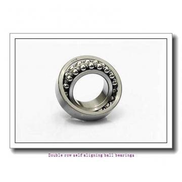 85 mm x 150 mm x 36 mm  NTN 2217SKC3 Double row self aligning ball bearings