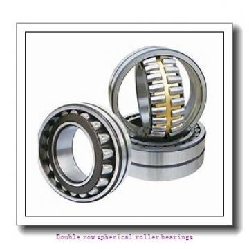 45 mm x 100 mm x 25 mm  SNR 21309EAKW33 Double row spherical roller bearings