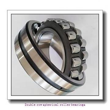 110 mm x 240 mm x 50 mm  NTN 21322D1C3 Double row spherical roller bearings