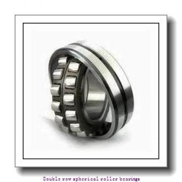 90 mm x 190 mm x 43 mm  SNR 21318.VMKC3 Double row spherical roller bearings