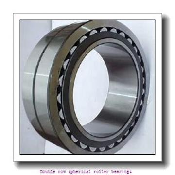 90 mm x 190 mm x 43 mm  SNR 21318.VMC3 Double row spherical roller bearings