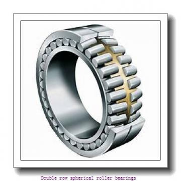 35 mm x 80 mm x 21 mm  SNR 21307EAW33 Double row spherical roller bearings