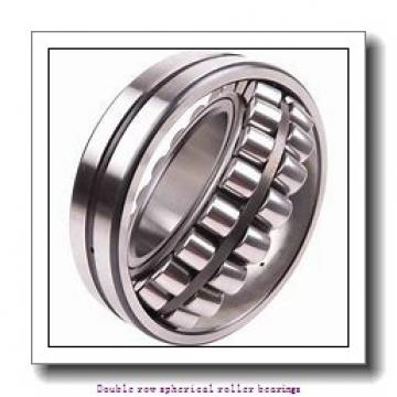 35 mm x 80 mm x 21 mm  SNR 21307EAC3 Double row spherical roller bearings