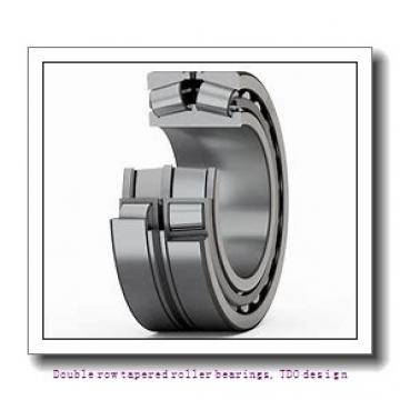 skf BT2B 332497/HA4 Double row tapered roller bearings, TDO design