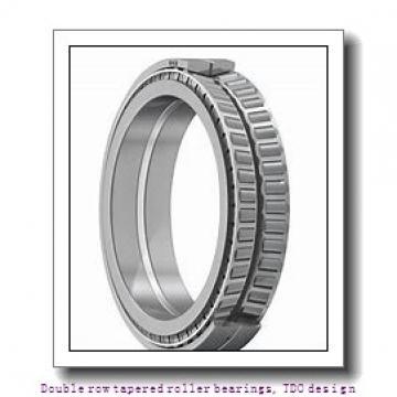skf BT2B 332673/HA4 Double row tapered roller bearings, TDO design