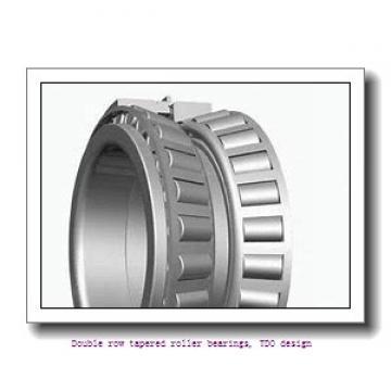 skf BT2B 332496/HA4 Double row tapered roller bearings, TDO design