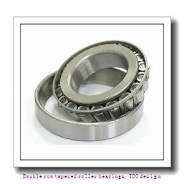 skf 331500 Double row tapered roller bearings, TDO design