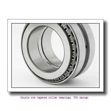 skf BT2B 332603/HA1 Double row tapered roller bearings, TDO design