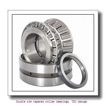skf 331197 A Double row tapered roller bearings, TDO design