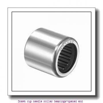 NTN HK4018L/3AS Drawn cup needle roller bearings-opened end