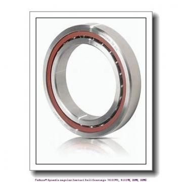 0.984 Inch | 25 Millimeter x 1.85 Inch | 47 Millimeter x 0.472 Inch | 12 Millimeter  timken 2MM9105WI Fafnir® Spindle Angular Contact Ball Bearings  (9300WI, 9100WI, 200WI, 300WI)