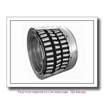 540 mm x 690 mm x 400 mm  skf 331978 BG Four-row tapered roller bearings, TQO design