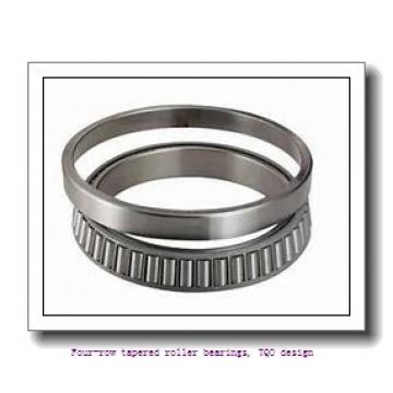 304.8 mm x 495.3 mm x 342.9 mm  skf BT4-8061 G/HA1C400VA901 Four-row tapered roller bearings, TQO design