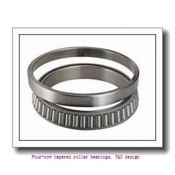 863.6 mm x 1219.1 mm x 876.3 mm  skf BT4B 330742 A/HA4 Four-row tapered roller bearings, TQO design