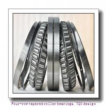 595.312 mm x 844.55 mm x 615.95 mm  skf 331300 Four-row tapered roller bearings, TQO design