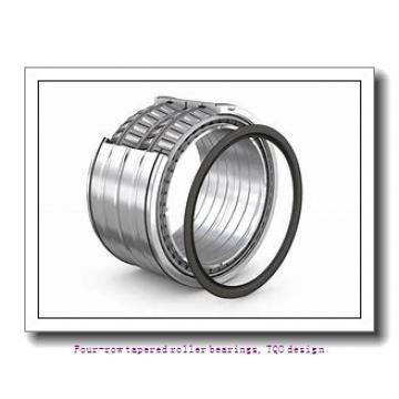 384.175 mm x 546.1 mm x 400.05 mm  skf 331149 E/C675 Four-row tapered roller bearings, TQO design