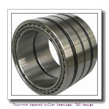 501.65 mm x 711.2 mm x 520.7 mm  skf 331081 A Four-row tapered roller bearings, TQO design