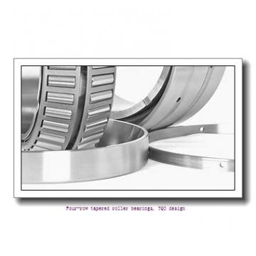 901.7 mm x 1295.4 mm x 901.7 mm  skf 330903 A Four-row tapered roller bearings, TQO design