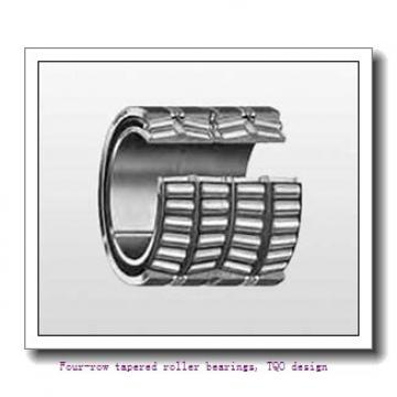 254 mm x 358.775 mm x 269.875 mm  skf 331275 B Four-row tapered roller bearings, TQO design
